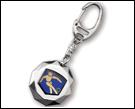 キーホルダーメダル