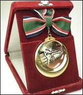 高級メダル