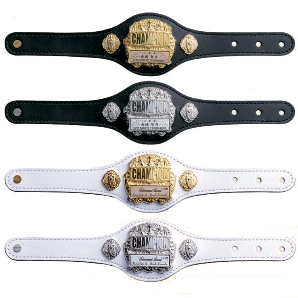 画像3: チャンピオンリストバンド:ボクシング・空手・プロレス・格闘技の各種大会に使用可能な、今までにないチャンピオンリストバンド