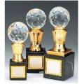 VT3156:サッカー大会やフットサル大会の優秀選手賞・殊勲賞・MVPなどに、サッカー用の記念ブロンズトロフィー