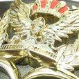 画像3: チャンピオンベルトB:ボクシング・空手・プロレス・格闘技・の大会に使用可能なチャンピオンベルト (3)