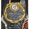 高級メダル ローズメダル VOM10:社内表彰、周年記念、MVPなどにキレイで、豪華な金メダル・銀メダル・銅メダル