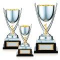PS1164:ゴルフコンペの記念品、景品の、ゴルフ用の優勝杯・優勝カップ