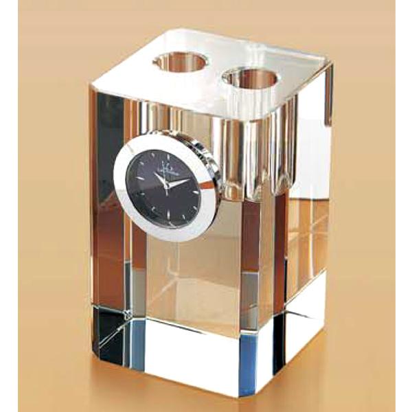 画像1: オリジナル2Dレーザー加工 LS51:周年記念や企業表彰の記念品にオススメのガラスの記念品