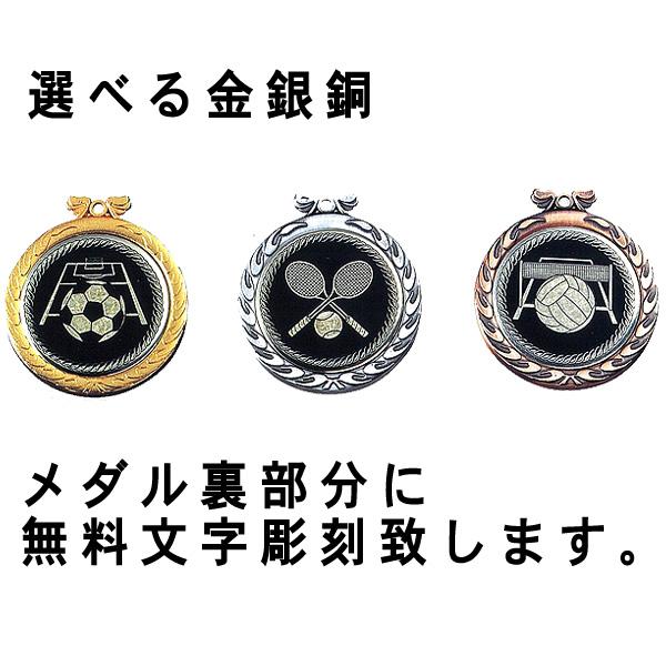 一般メダルMXメダルBセットBKレリーフ画像2