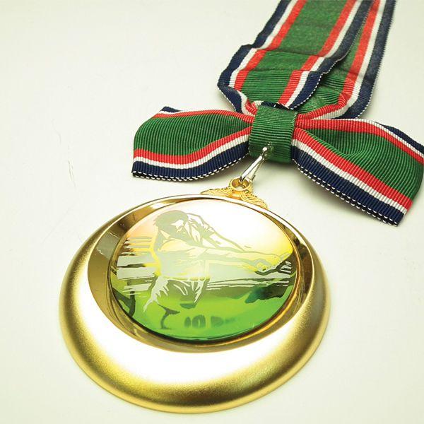 高級メダル SPMメダル-ベルベットケース付画像2