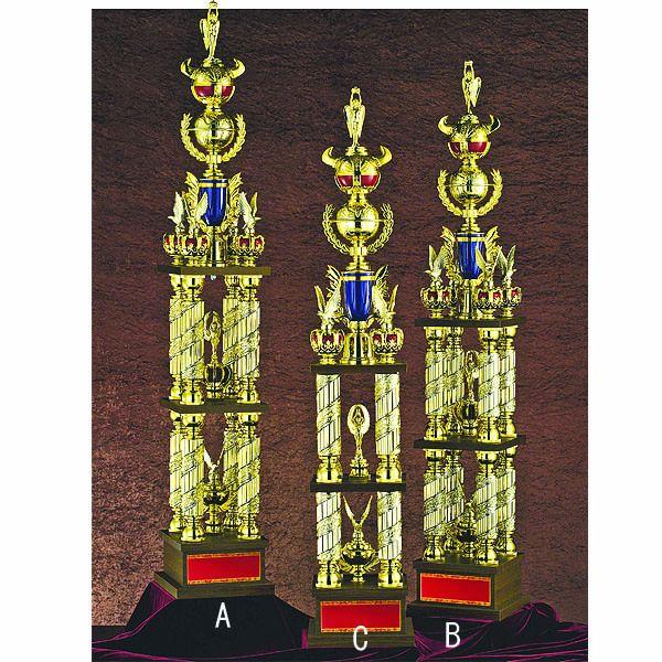 4本柱トロフィーA501イメージ1