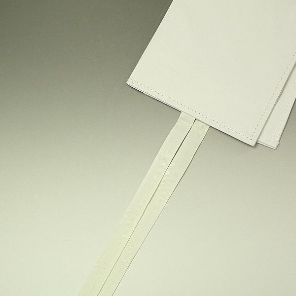 画像3: 名いれタスキ:布製のしっかりとしたタスキに無料で名入れ加工(ラバー圧着)致します。選挙タスキや、各種イベントタスキ