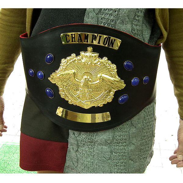画像4: チャンピオンベルトA型:ボクシング・プロレス・空手・格闘技・の大会に使用可能なチャンピオンベルト