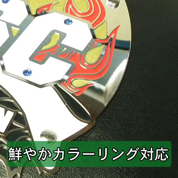 画像2: オリジナルチャンピオンベルト:ボクシング・プロレス・空手・格闘技・の大会に使用可能なチャンピオンベルト