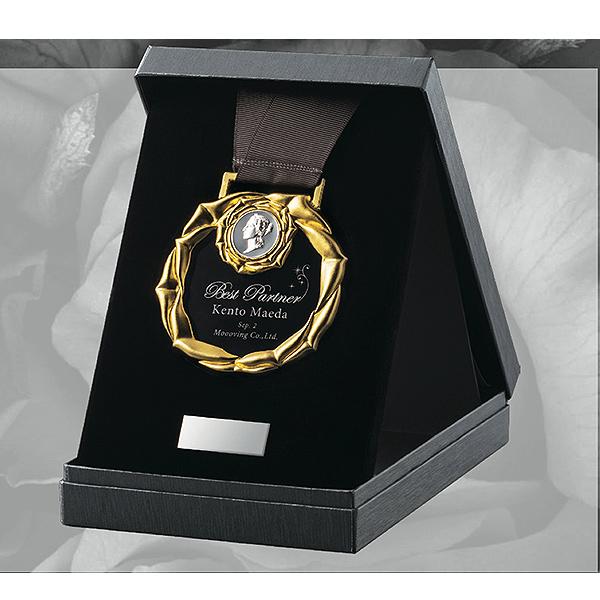 高級メダル ローズメダル VOM10画像2