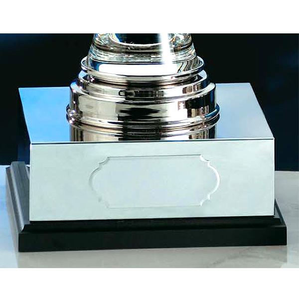 画像4: KC1512 クリスタルカップ社内表彰・企業表彰・永年勤続表彰・大会用に。高級感あるガラス製トロフィー・クリスタルトロフィー