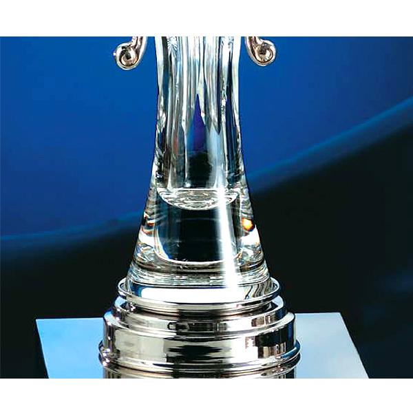 画像3: KC1512 クリスタルカップ社内表彰・企業表彰・永年勤続表彰・大会用に。高級感あるガラス製トロフィー・クリスタルトロフィー
