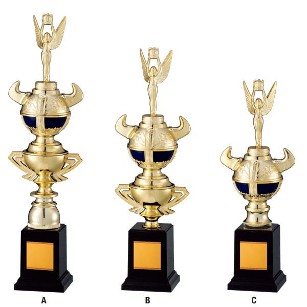 画像1: A657 小型トロフィー 大量購入や、大会の参加賞や、低予算時に小さいサイズのミニトロフィー