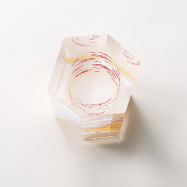 画像2: 表彰楯 VOT403【アクリル+封入ロールプリント】:企業表彰・コンテスト・認定書・周年記念・表彰用品にハイセンスで、おしゃれな表彰楯