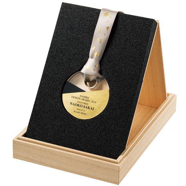 画像2: 箔メダル VOM20 高級メダル:社内表彰、周年記念、MVPなどにキレイで、豪華な金メダル・銀メダル・銅メダル