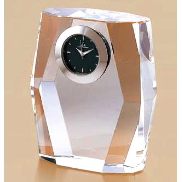 画像1: オリジナル2Dレーザー加工 LS34:周年記念や企業表彰の記念品にオススメのガラスの記念品