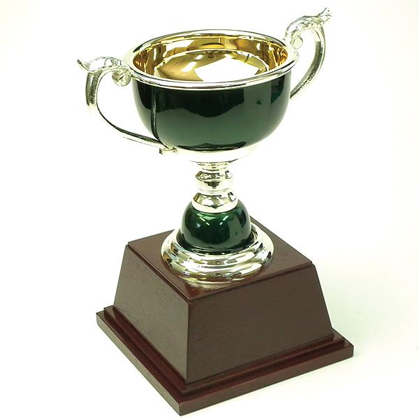 画像2: 七宝カップ CLN1403:日本の伝統工芸の七宝を用いた優勝杯・優勝カップ