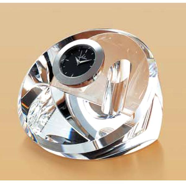 画像1: オリジナル2Dレーザー加工 LS52:周年記念や企業表彰の記念品にオススメのガラスの記念品