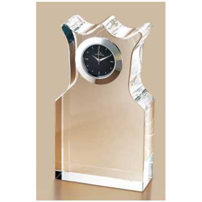 画像1: オリジナル2Dレーザー加工 LS63:周年記念や企業表彰の記念品にオススメのガラスの記念品